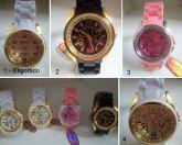 341f289bb60 Elegante Relógio Cadina Com Strass - Em várias cores